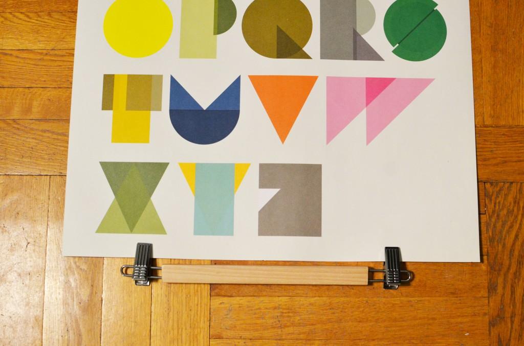 des cintres pour vos affiches (6)