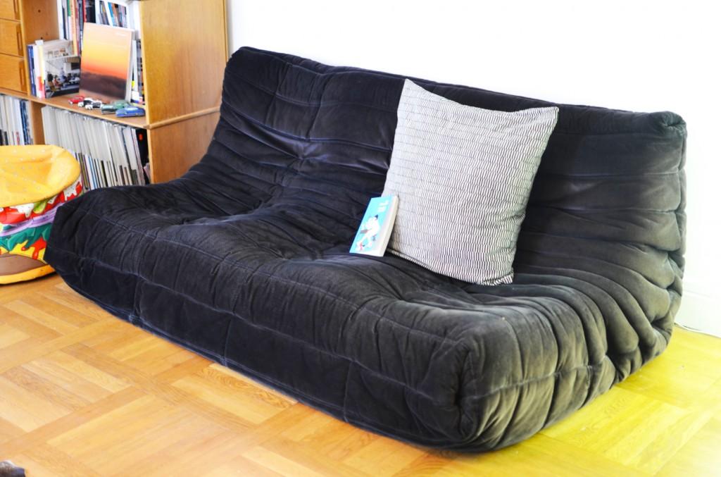 les objets trouvé le canapé togo ligne roset (8)