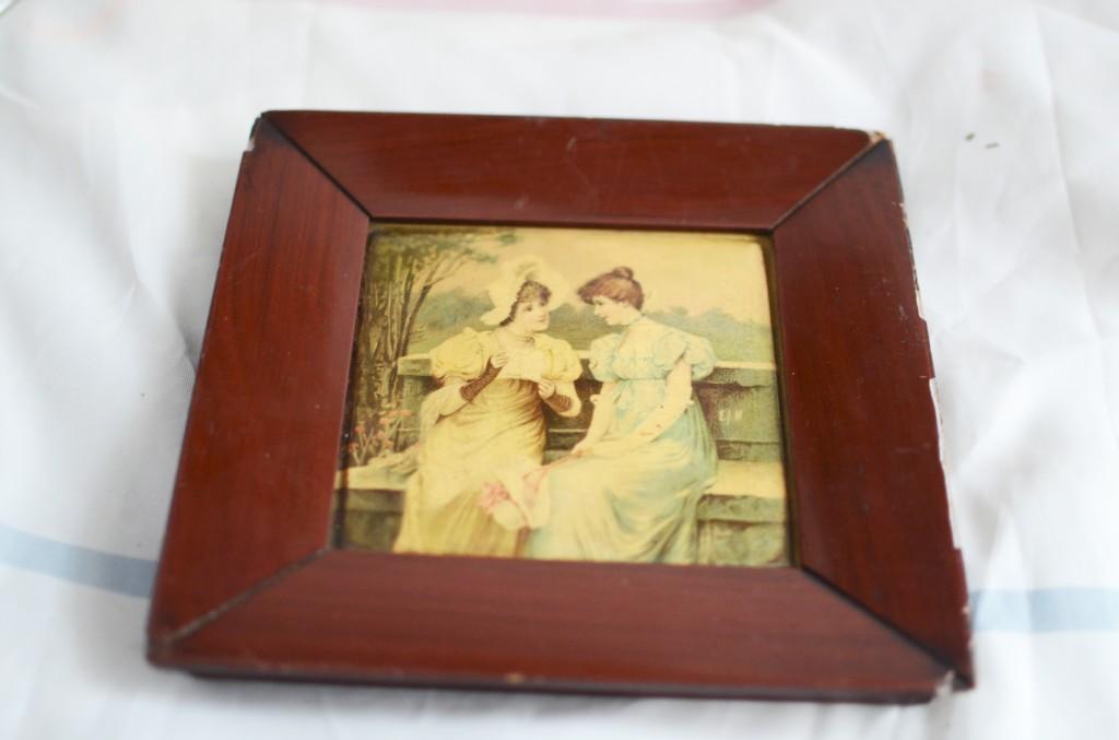 cadre vintage peinture (1)