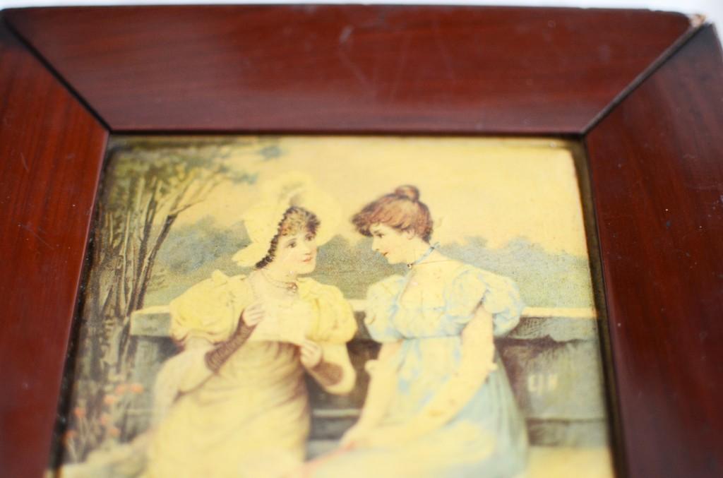 cadre vintage peinture (2)