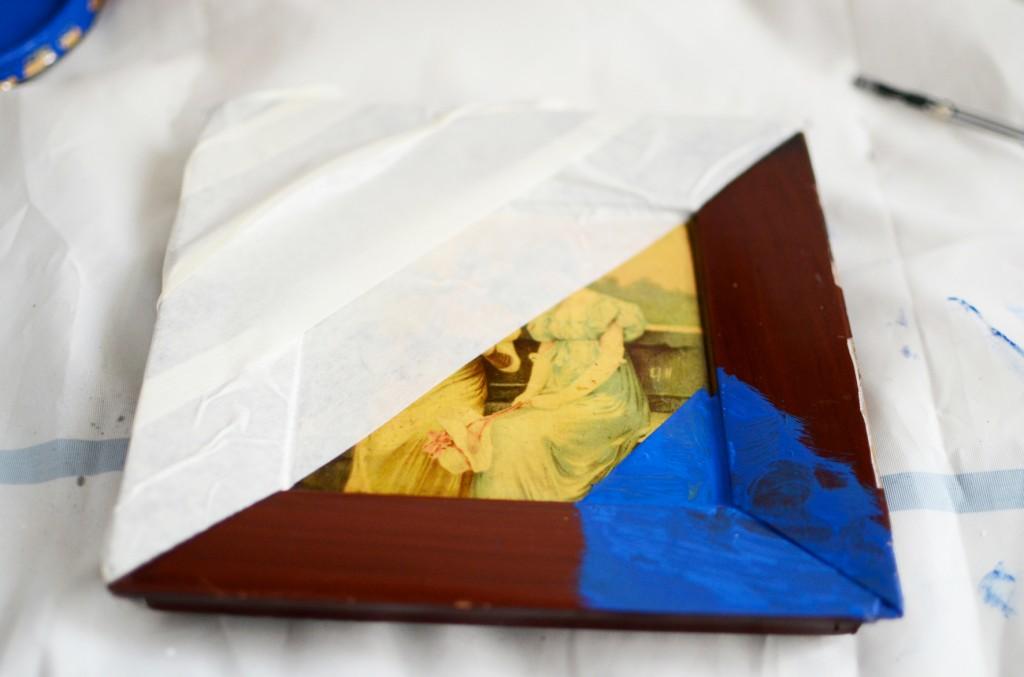 cadre vintage peinture (3)