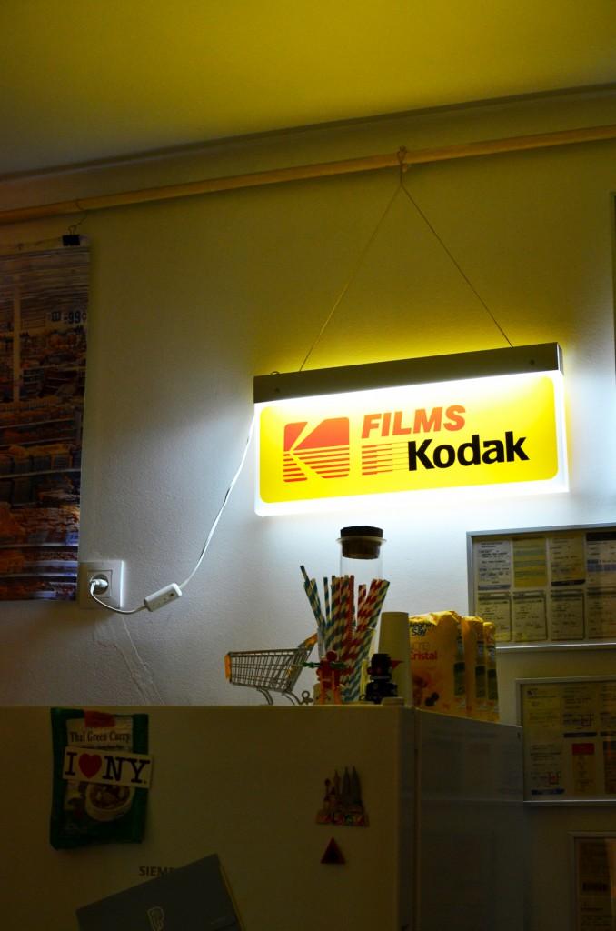 l'enseigne Kodak (1)