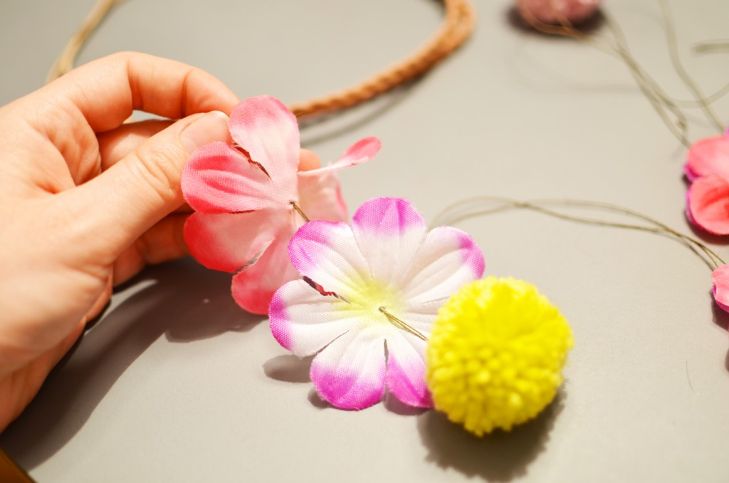 couronne de fleurs (1)