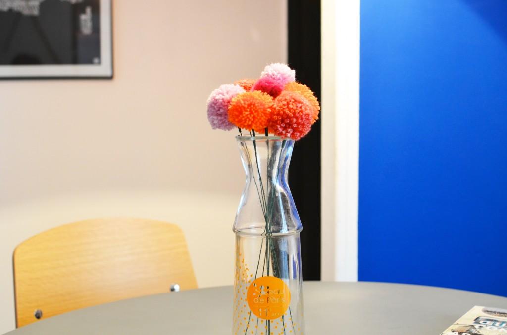 le bouquet de pompons (10)