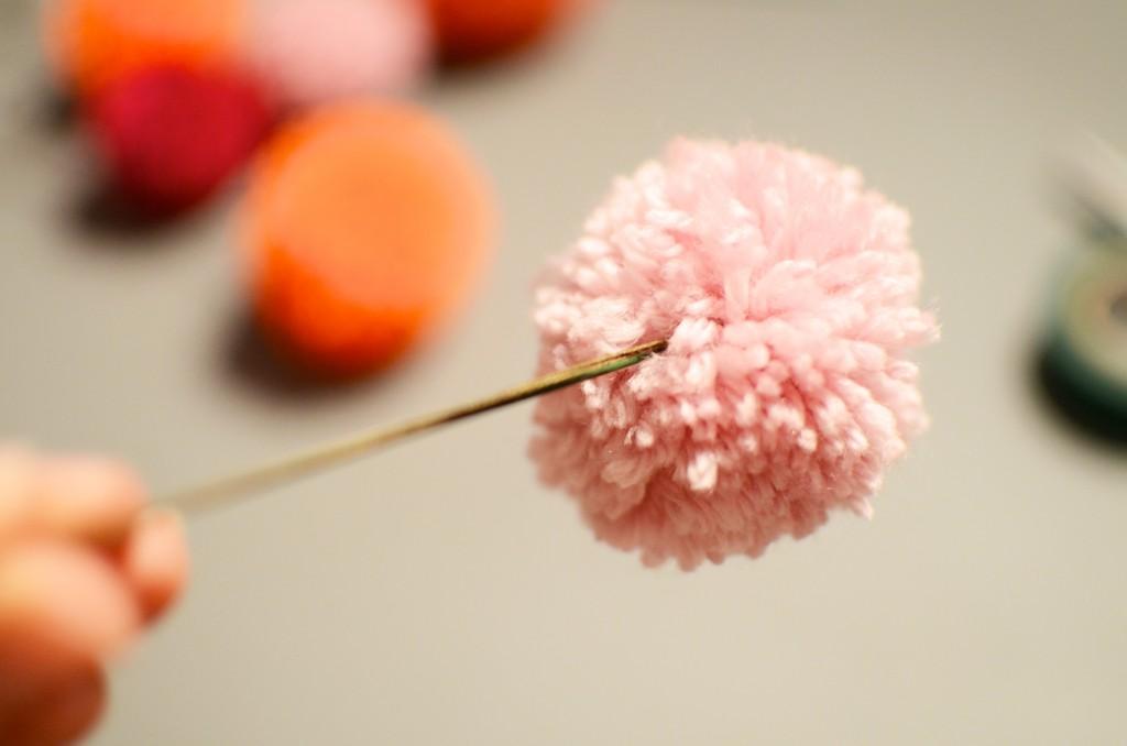 le bouquet de pompons (3)
