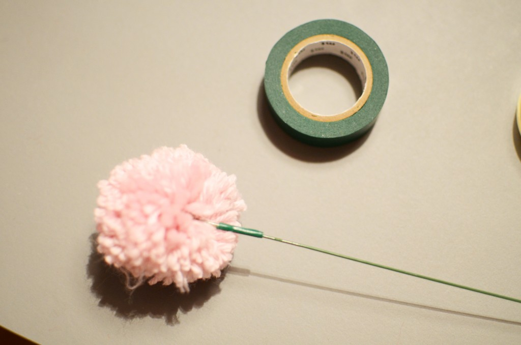 le bouquet de pompons (5)