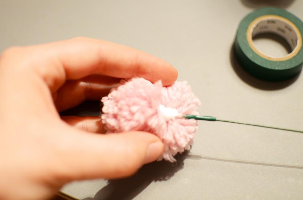 le bouquet de pompons (6)