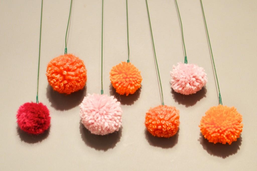 le bouquet de pompons (7)