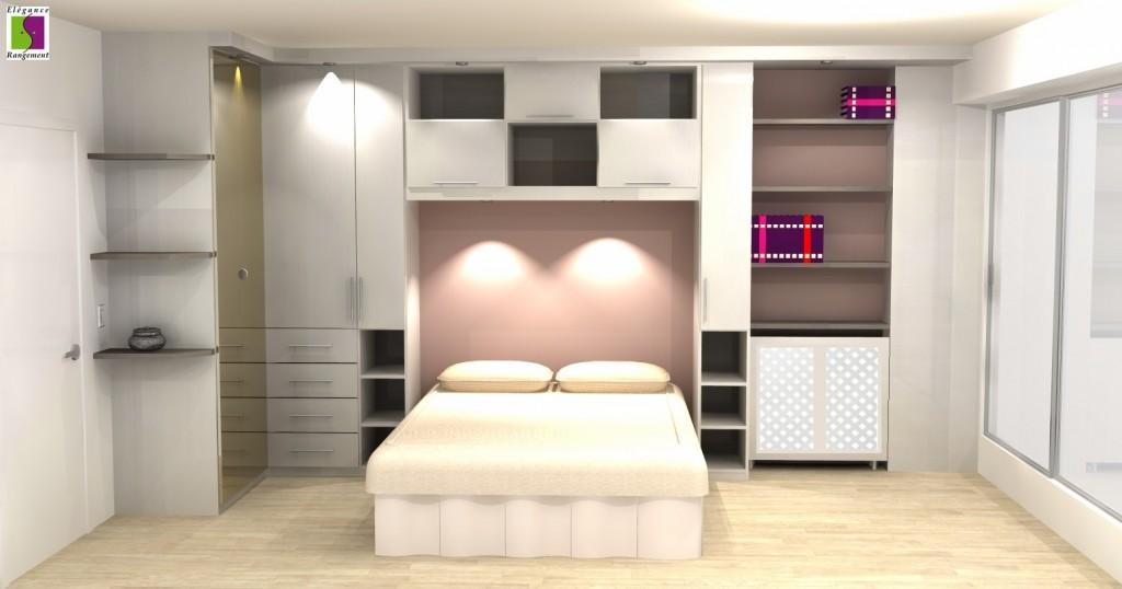 aménagement chambre DANTEC (ID 5124)