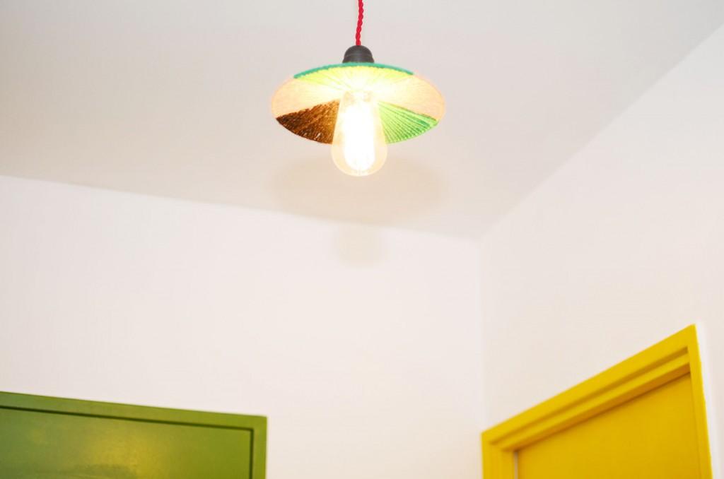 ma lampe en laine (11)
