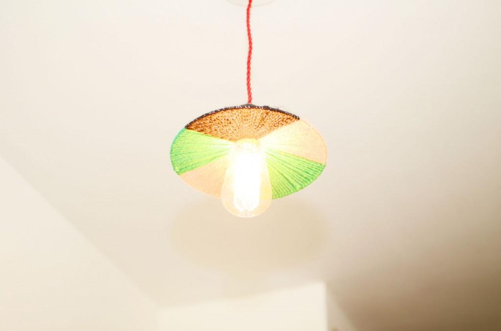 ma lampe en laine (12)