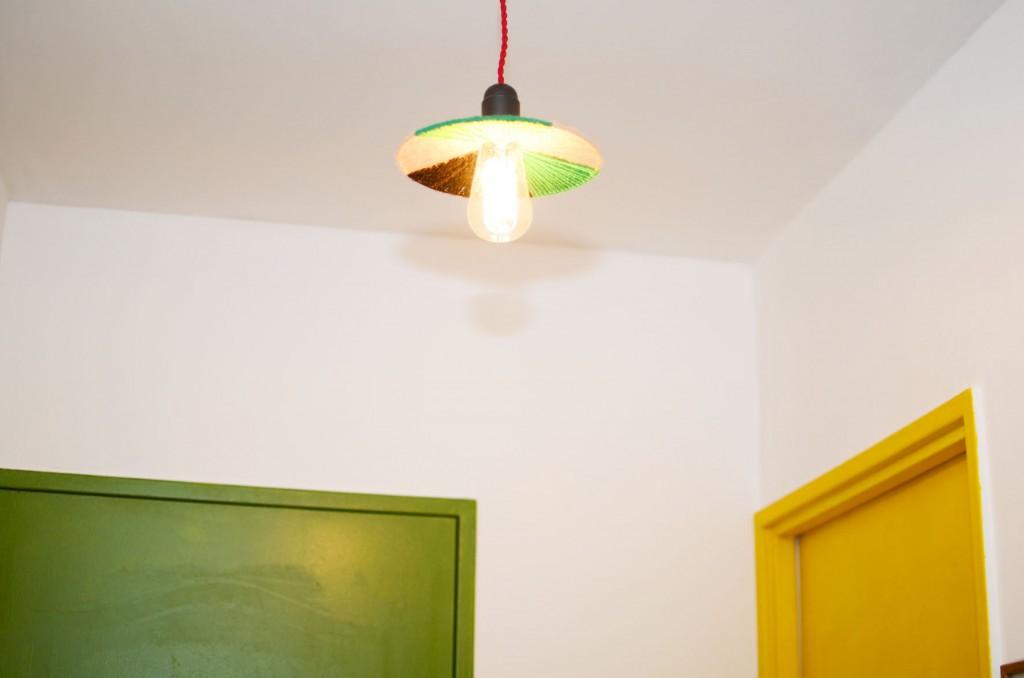 ma lampe en laine (13)