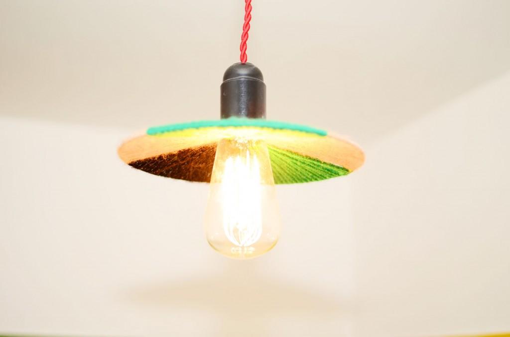 ma lampe en laine (14)