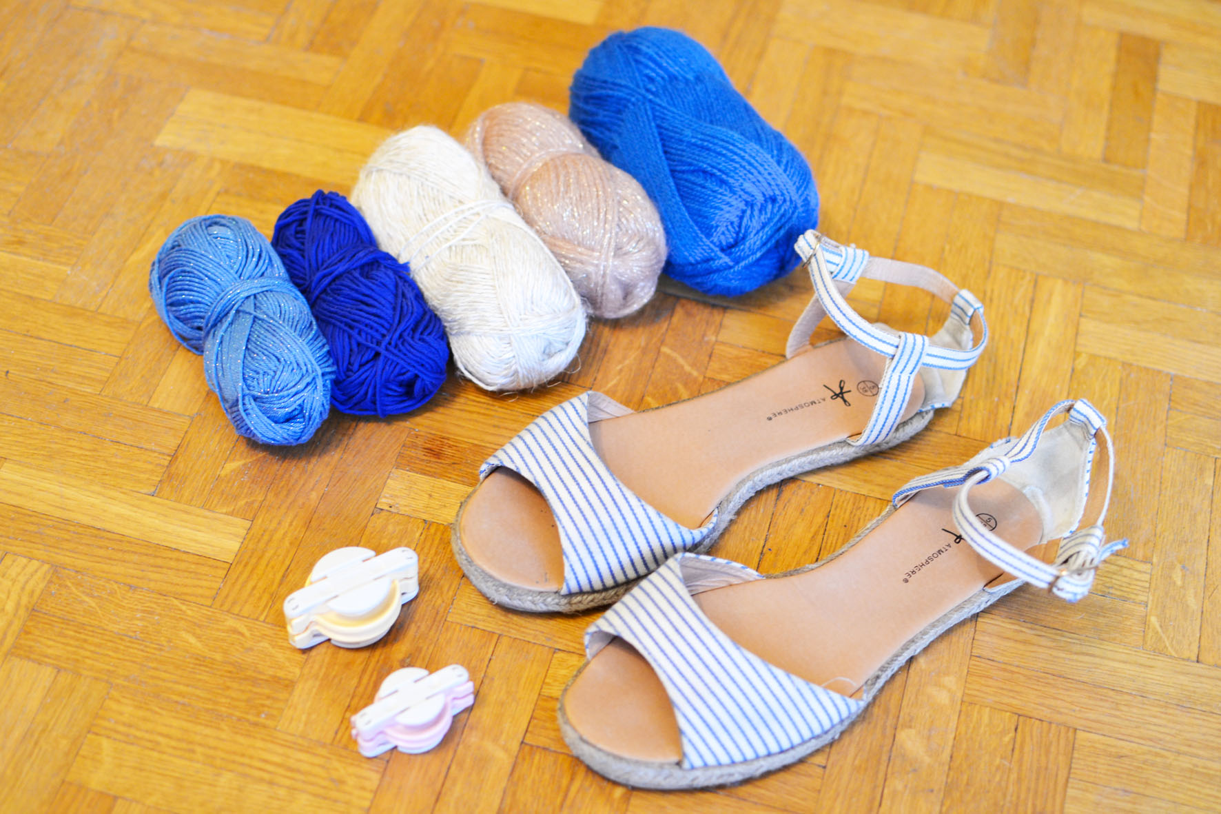 chaussures a pompons (10)
