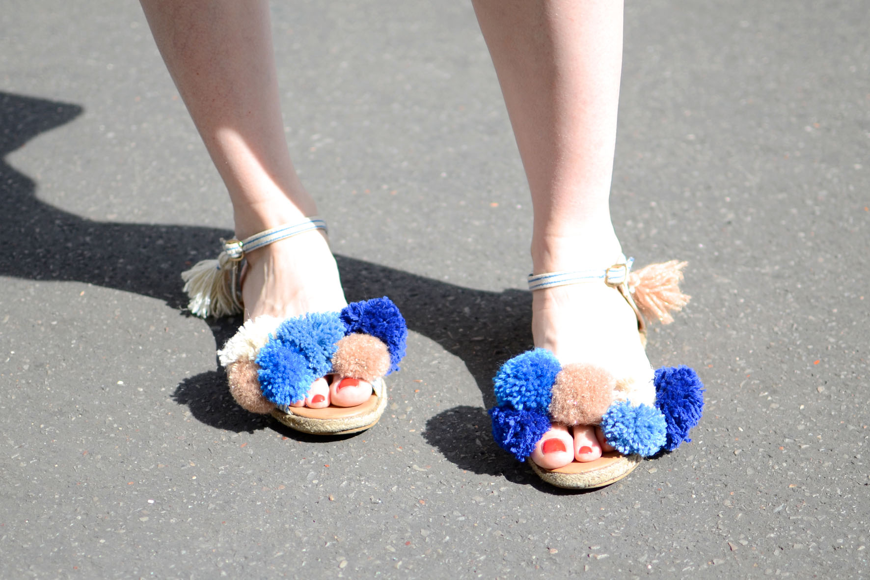 chaussures a pompons (7)