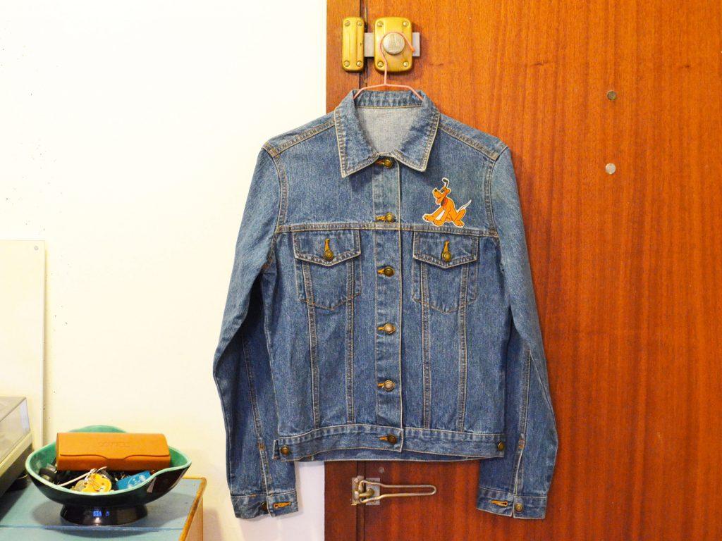 une veste en jean et pluto (10)