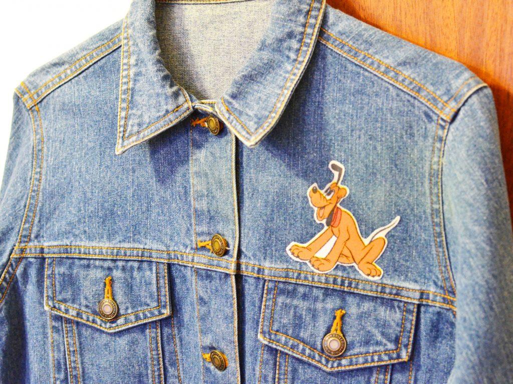 une veste en jean et pluto (11)